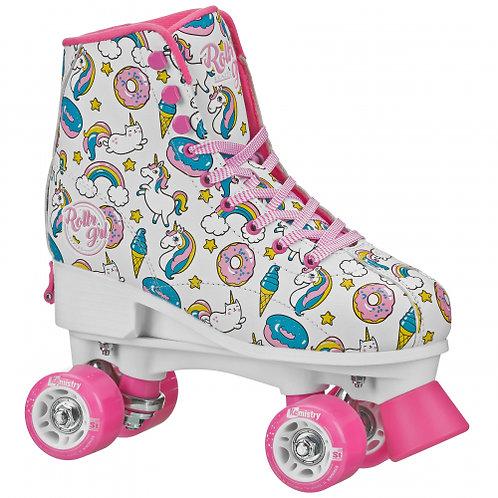 RollerGrl Ella Girls Adjustable Roller Skates