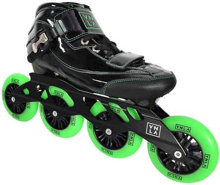 Vanilla Loco Verde Inline Speed Skate
