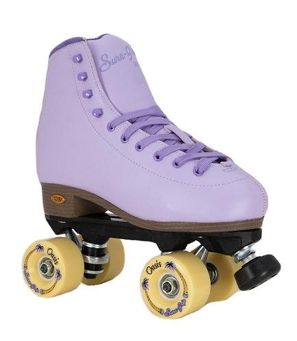 Sure-Grip Fame LavenderOutdoor Skates