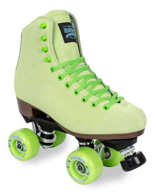 Boardwalk Key Lime Outdoor Skates