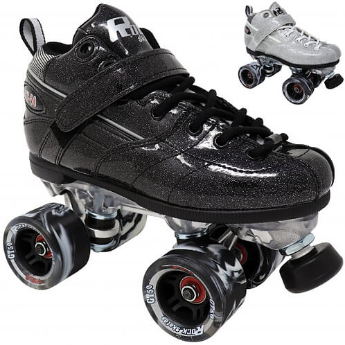 Rock GT-50 Sparkle Skates-speed skates