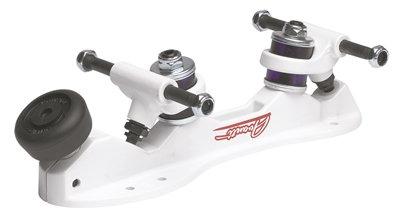 Sure-Grip Avanti Magnesium Plates - quad roller skate plate
