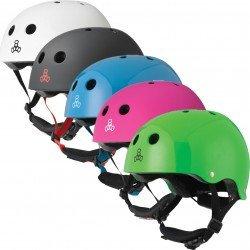 Triple 8 Sweatsaver Rubber Helmet