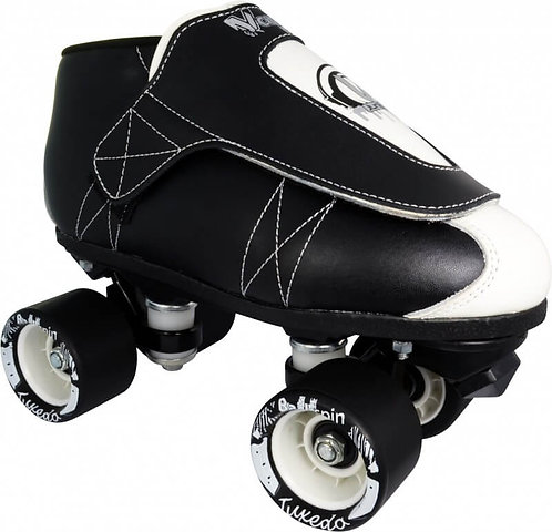Vanilla Junior Tuxedo Roller Skates - Jam Skates