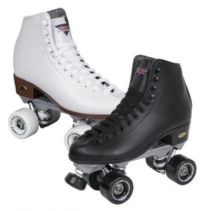 Sure-Grip Fame Artistic Roller Skates