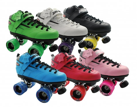 Sure-Grip Rebel Twister speed skates