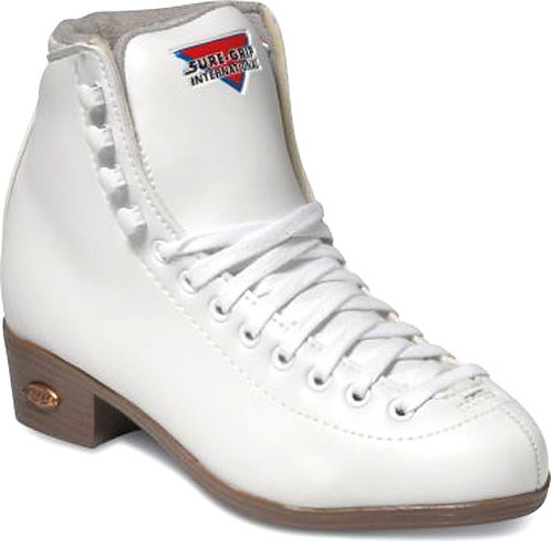 Sure-Grip # 37 Artistic Roller Skate Boots - white