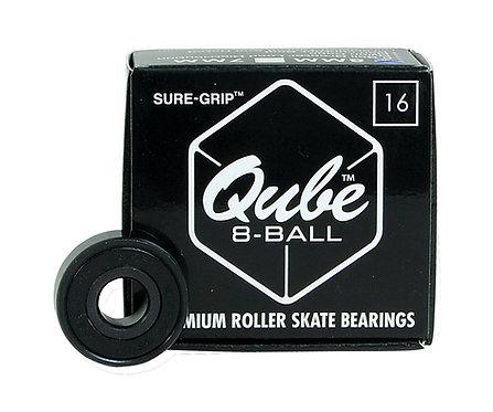 QUBE 8 Ball Bearings for roller skates