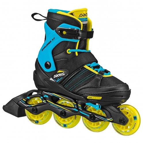 Pacer Explorer Adjustable Inline Skate - Boys