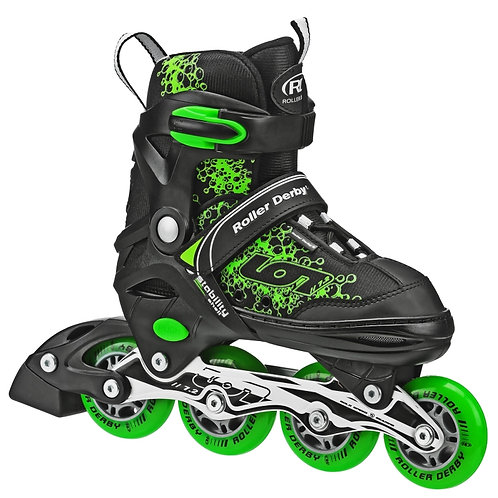 Ion Boys Size Adjustable Inline Skates