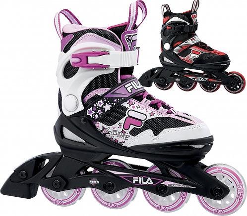 Fila J-One Adjustable Inline Skates