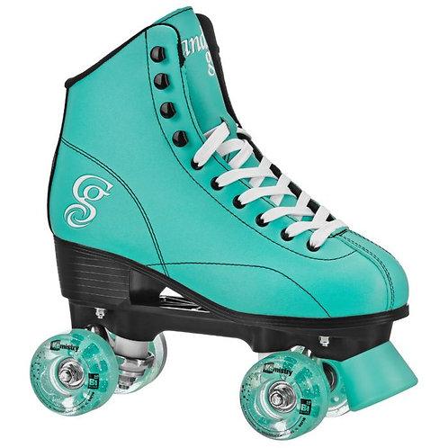 RollerDerby Sabina mint/black roller skate