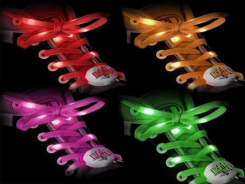 Light em up LED Lighted Laces