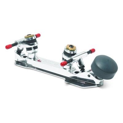 Snyder Advantage Plates - quad roller skate plate