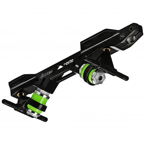 RD Elite Axis Magnesium Plates - roller skate plate