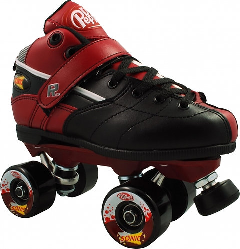 Dr Pepper Skate with Outdoor Wheels
