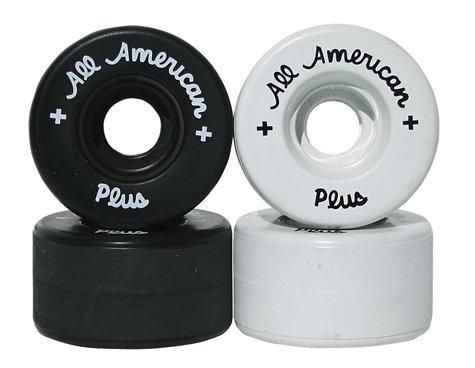 All American Plus Wheels - roller skate wheels