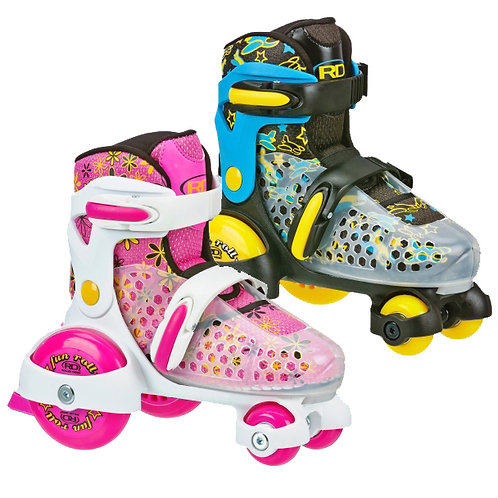 Fun Roll Adjustable Kid's Skates