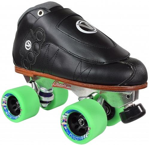 Vanilla Blackout Avanti Fugitive roller skates