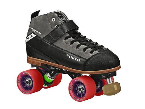 Roller Derby Elite Stomp 1 Axis - black
