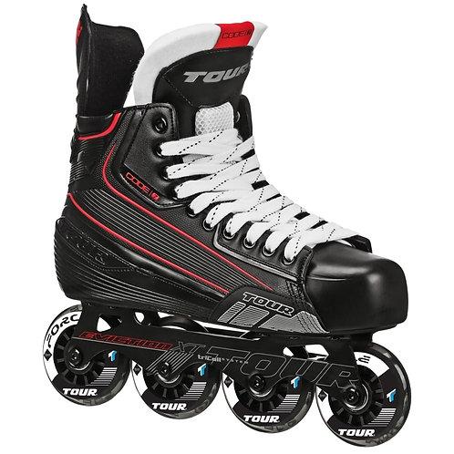 Code 7 Junior Inline Hockey Skates 