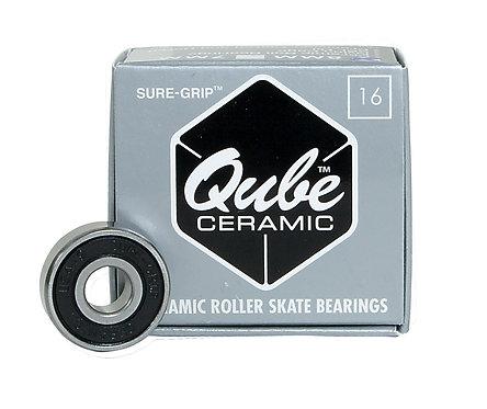QUBE Ceramic Bearings for roller skates