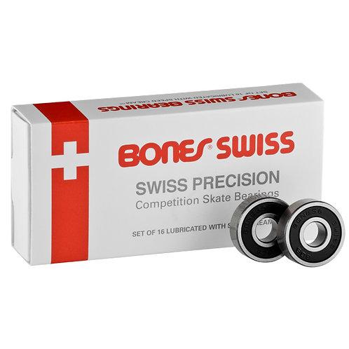Bones Swiss Bearings for roller skates