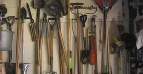 Basic Gardening Hand Tools