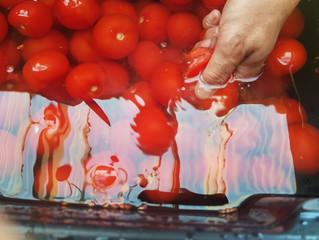 Italian tomato sauce, home made