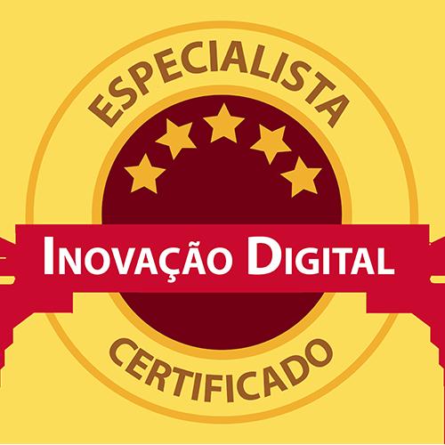 Especialista em Inovação Digital