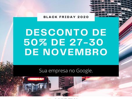 Promoção Black Friday 2020 - 123RFM 50% em descontos !