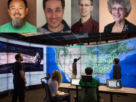 $5M NSF Grant Merges Artificial Intelligence with Collaborative Data Analysis & Visualization