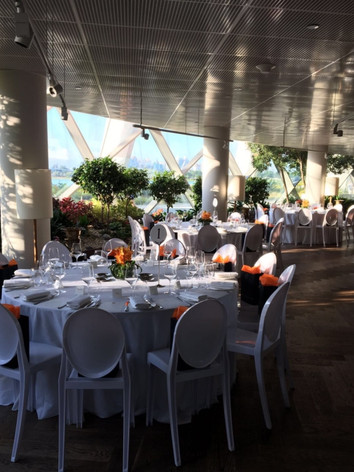 VIP Dinner ATS Singapore