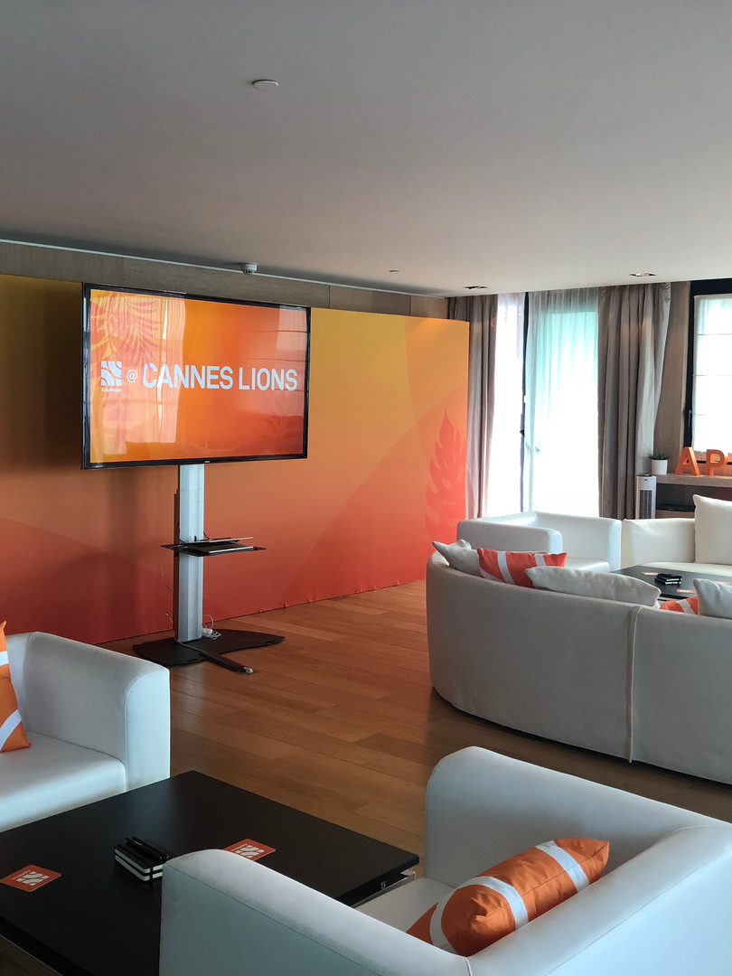 Cannes Lions JW Marriott Suite