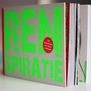 Renspiratie, het inspiratie boek voor iedere hardloper