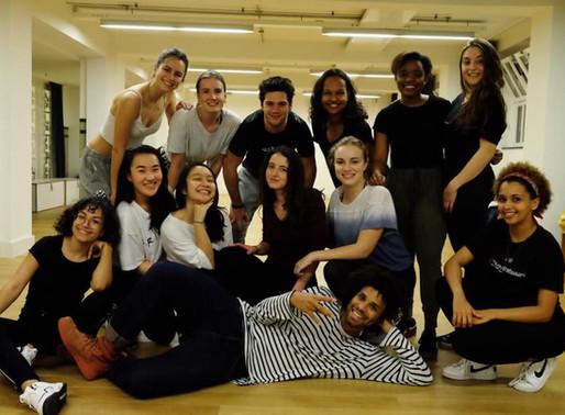 Dance Co: HipHop Workshop