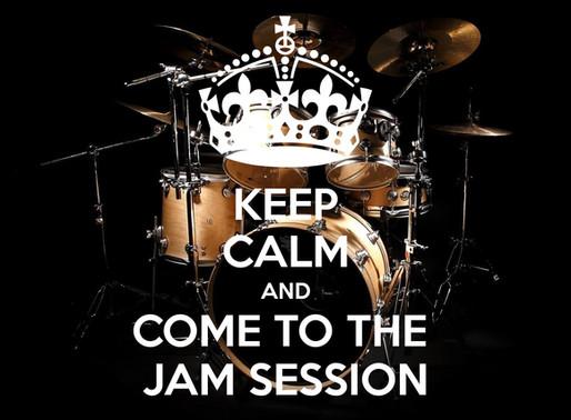Jam Session Exchange Introweek