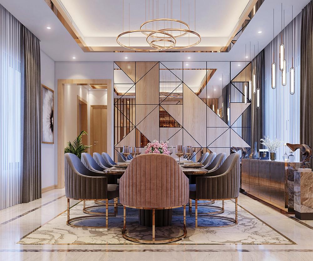 Dinning Interior Design