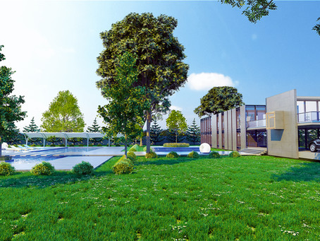 Duplex Villa : Clayscape