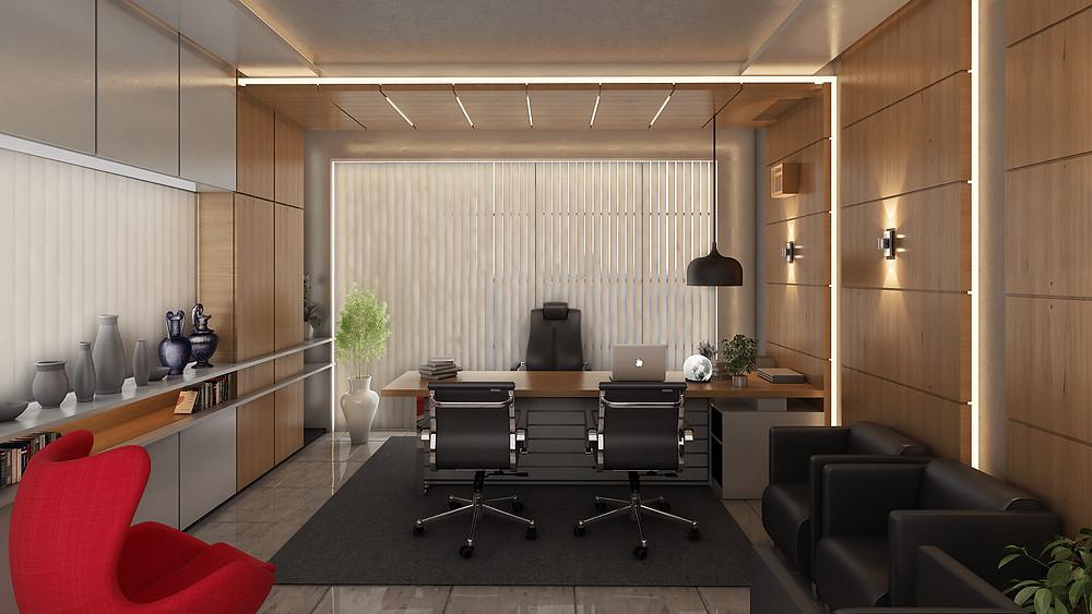 CEOroom Interior