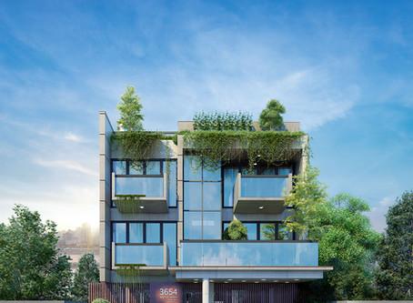 Contemporary Duplex Design by S16A