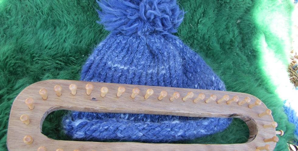 Adult White Oak Hat Loom
