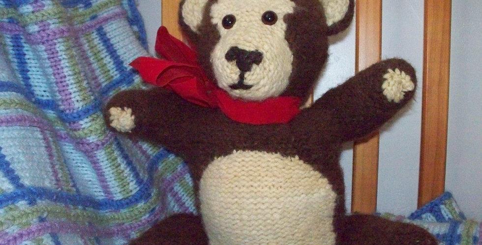 Riley Nicole's Teddy Bear