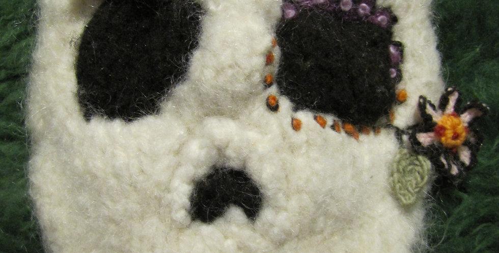 Crochet Decorations for Sugar Skulls