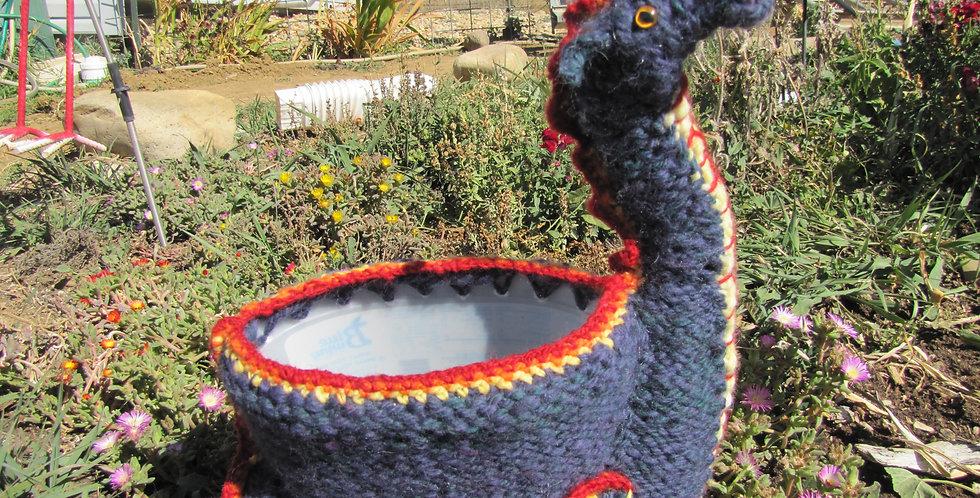 Nessie's Dragon Planter