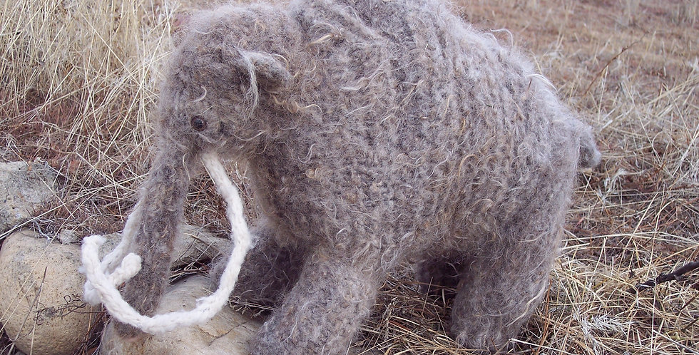Winston the Wooly Mammoth