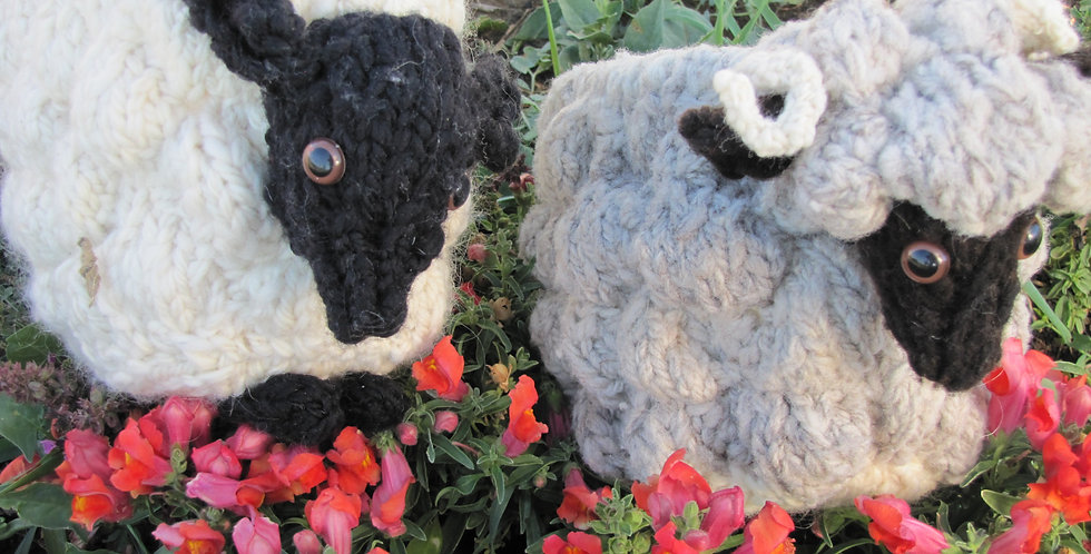 Belle's Sheep Planter