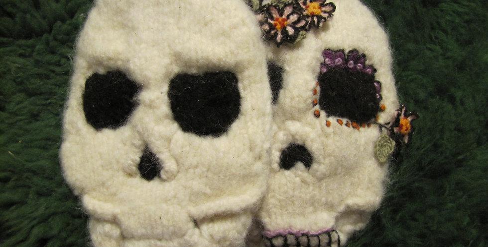 Large Sugar Skulls