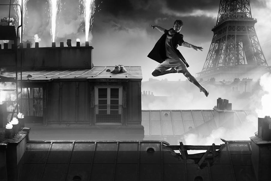 Danse sur les toits de Paris (2020)