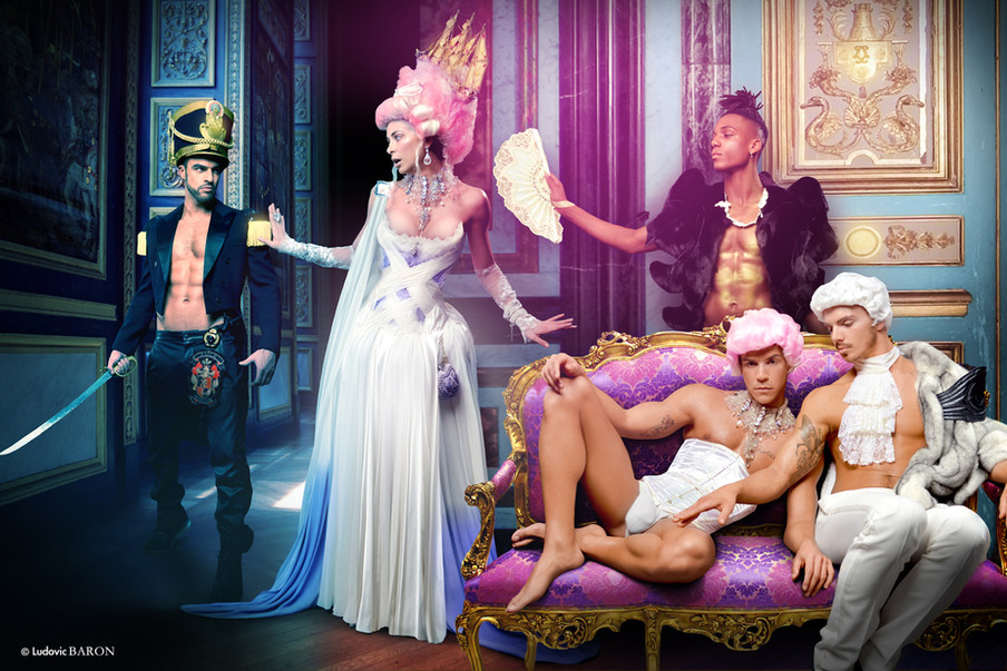 Marie Antoinette (2012)